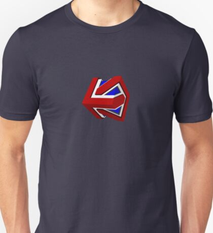 Union Jack Cube II T-Shirt