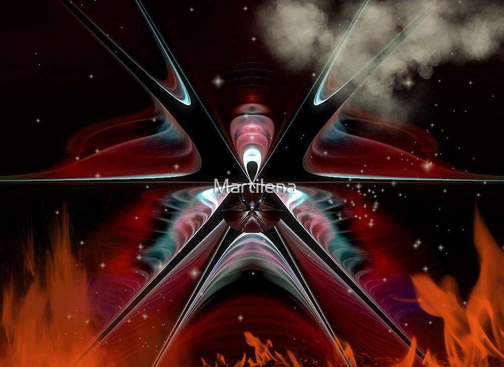 Angel of revenge by Martilena