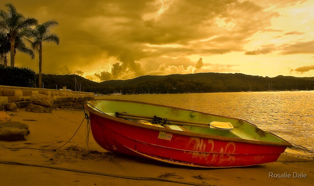 Approaching Storm No 1 by Rosalie Dale