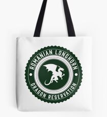 Dragon Sanctuary - Badge Size Tote Bag