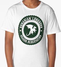 Dragon Sanctuary - Full Size Long T-Shirt