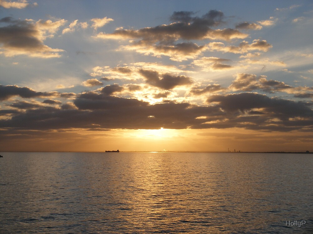 Sunset @ Brighton Pt2 by HollyP