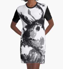 Bulls Graphic T-Shirt Dress