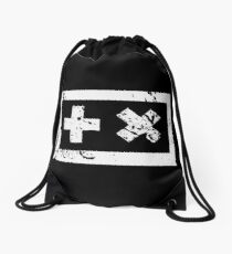 clubbin with garrix Drawstring Bag