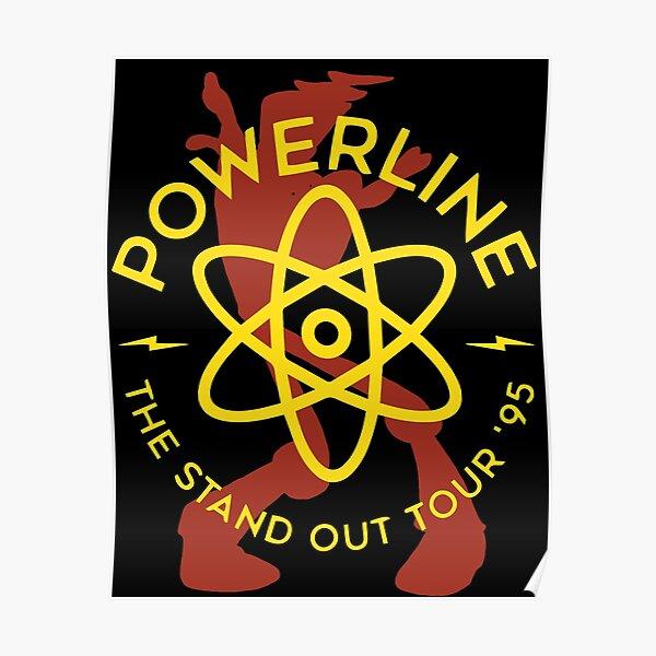 Powerline Poster