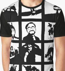 Tribute to Miyazaki Graphic T-Shirt