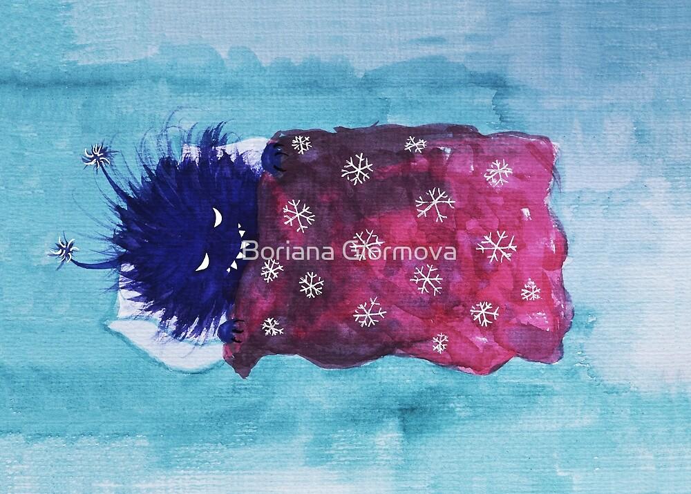Evil Bug Goes To Sleep by Boriana Giormova