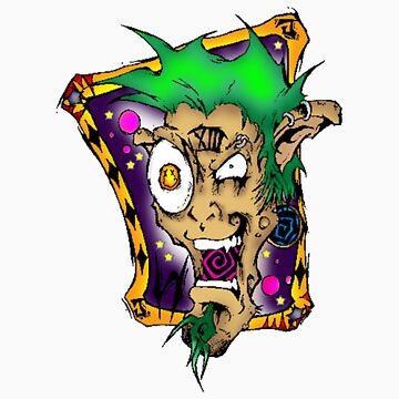 Twisted Joker by PirateX223