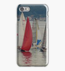 ROUND THE HORN ... iPhone Case/Skin