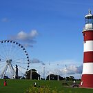 Smeaton's Tower by Steven Guy