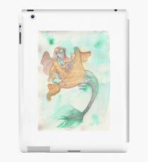Vinilo o funda para iPad Mermaid