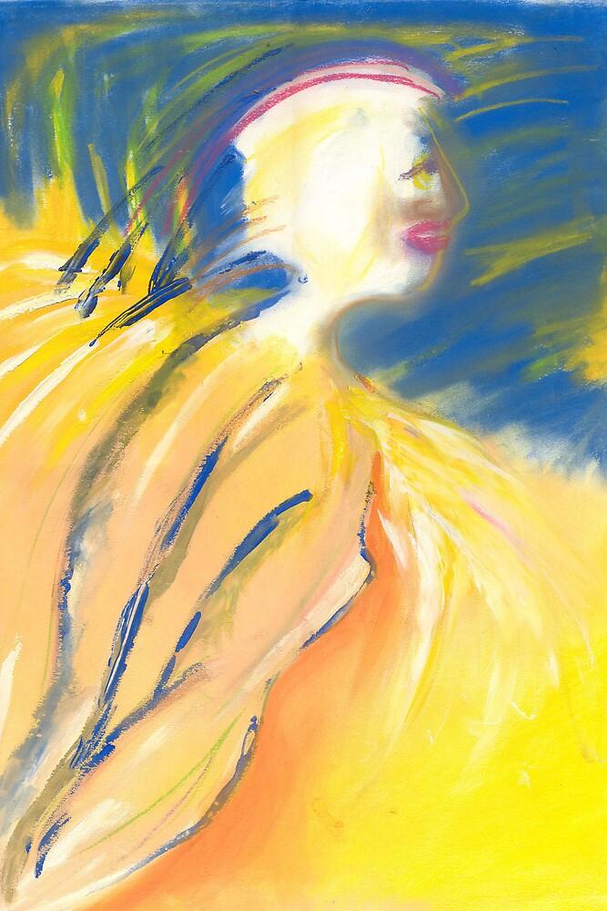 Spirit by Cherie  Kennedy