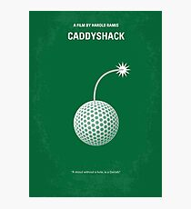 No013- Caddyshack minimal movie poster Photographic Print