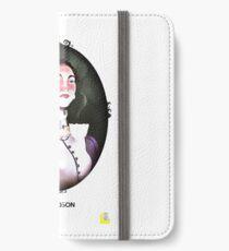 sherlock holmes mrs hudson iPhone Wallet/Case/Skin