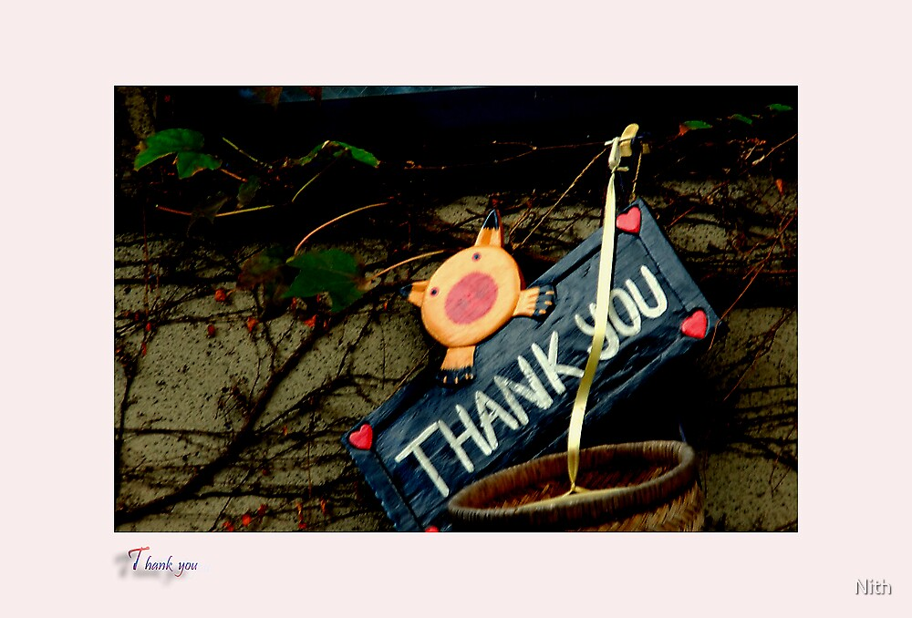 Thanks by Nith