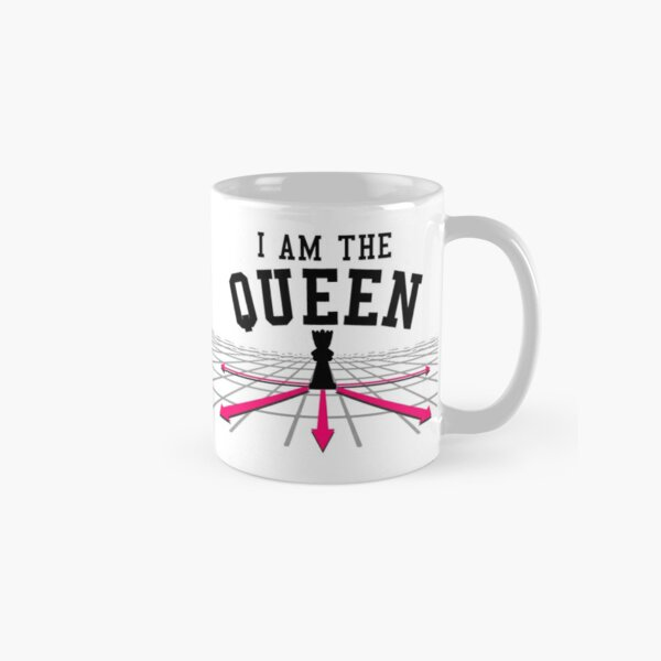 I am the Queen Classic Mug