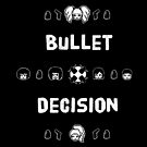 ReAct: Bullet Decision Pixel Characters by spilledgames