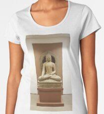Buddha Women's Premium T-Shirt