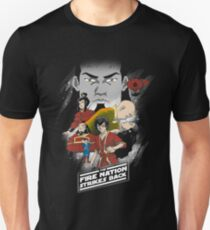 Fire Nations Strikes Back Unisex T-Shirt