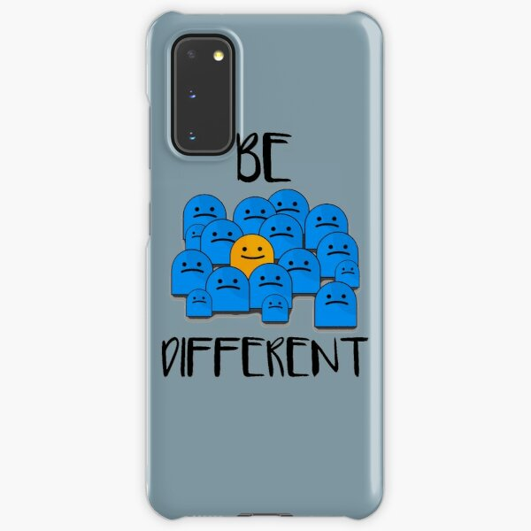 Be Different Samsung Galaxy Snap Case