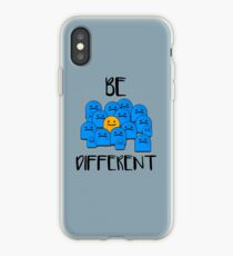 Be Different iPhone Case