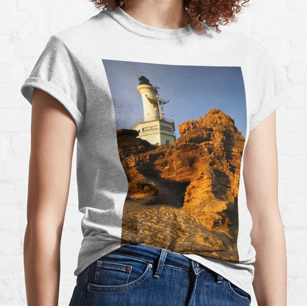 Point Lonsdale Lighthouse Classic T-Shirt