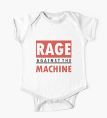 Rage Against The Machine Kids Clothes