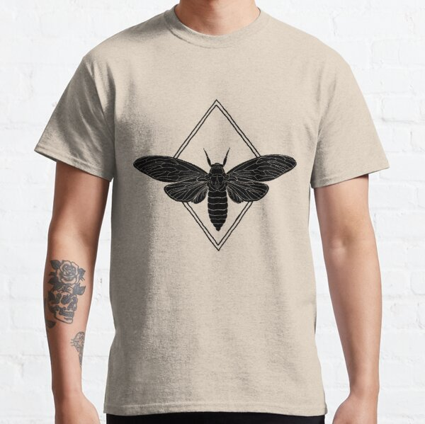 Moth Graphic Classic T-Shirt