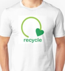 Recycle Sign Unisex T-Shirt