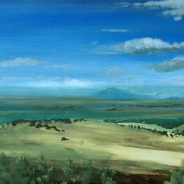 Snake River Plain by teej