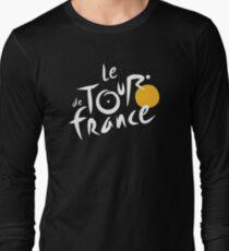 Le Tour The France Merchandise Long Sleeve T-Shirt