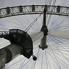 London Eye III by Mathew Woodhams