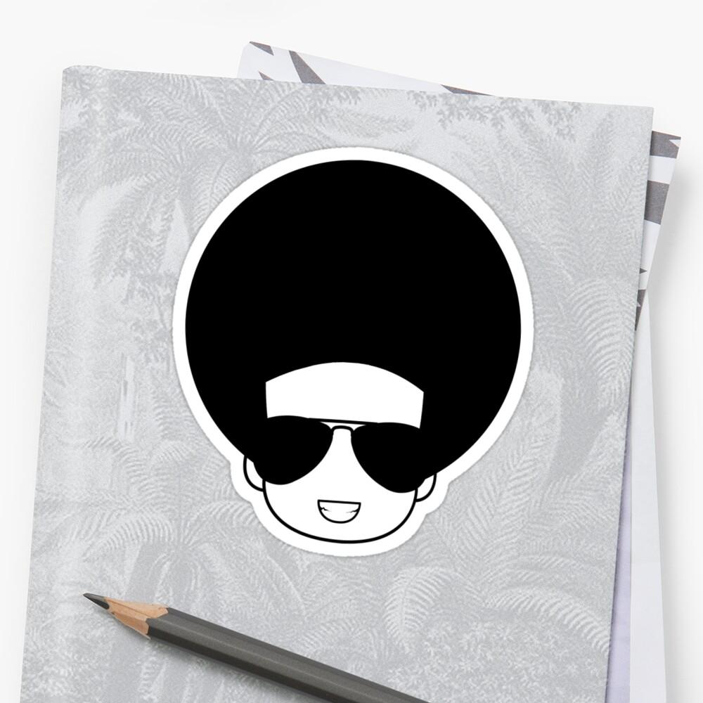 Afro (black) by SvenS
