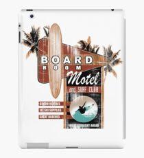 board room motel iPad Case/Skin