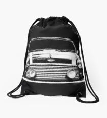 Mini Shadow Drawstring Bag