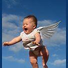 Angel by Rob  McDonald