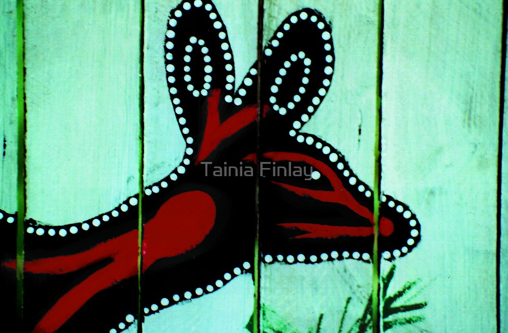 Indigenous Art by Tainia Finlay