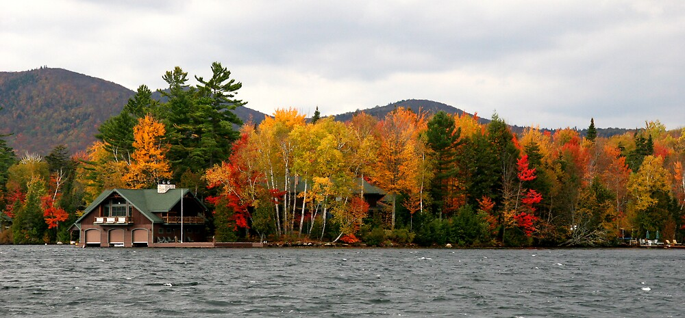 Lake Placid by Dave Law