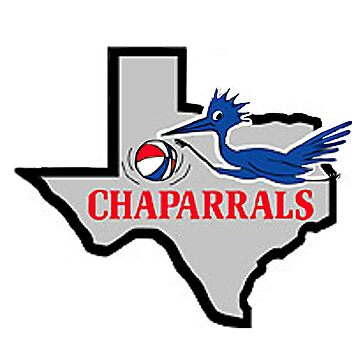 dallas chaparrals by airplanebrand