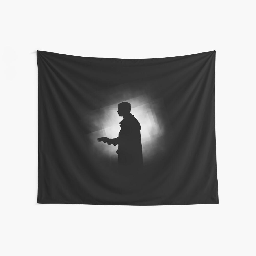 Blade Runner - Silhouette Wandbehang