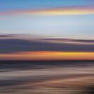 Sea sunset by Mikhail Palinchak