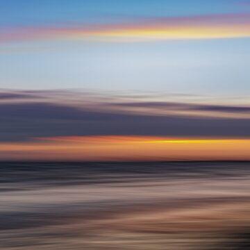 Sea sunset by palinchak