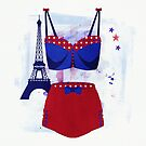 The Bikini Series: Paris by Sybille Sterk