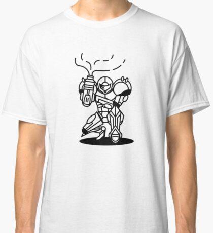 BountyHunter / White Classic T-Shirt