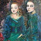 Wallflower Muses by Cherie Roe Dirksen