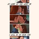 as long as you want me by Diana Benitez