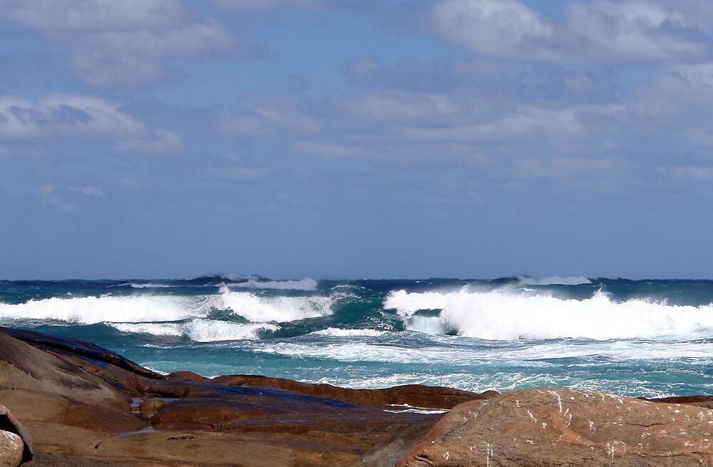 Seascape at Cape Leeuwin by georgieboy98