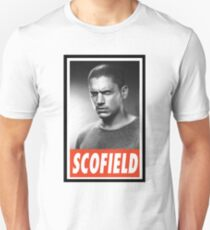 -PRISON BREAK- Michael Scofield  T-Shirt