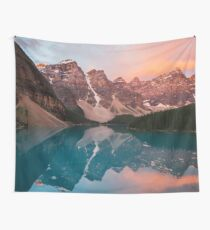 Sunset Tunes Wall Tapestry