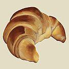 « Le Petit Croissant » par Carole Bielicki
